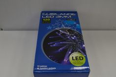GUIRLANDE LED 120 LAMPES BLEUES en vente 15€ sur  lotsrevendeurs.com