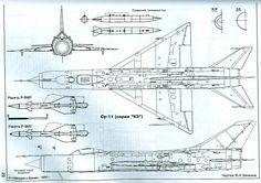 Aviatsija i Vremya Aviatsija i Vremya  N6 1998 (1/72 Sukhoi Su-9, Su-11, 1/72 SAAB JAS-39A Grippen, 1/72 Avia B-534 Fighter scale plans) magazine. Pic.4