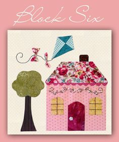 Free Quilt Block download at Shabby Fabrics!