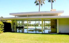 Rent Howard Hughes' Former Mid-Century Home in Beverly Hills (PHOTOS) --- YES PLEASE