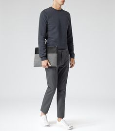 At REISS you will find the best mens fashion clothing. We have lots of popular styles available for the modern man. Best Mens Fashion, Fashion Line, Reiss, Modern Man, Mens Clothing Styles, Shop Now, Contrast, Menswear, Normcore