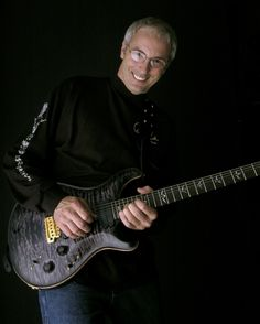 Paul Reed Smith is a pioneer in guitar making.