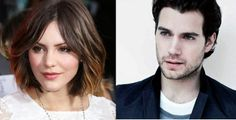 Henry Cavill & Katharine Mcphee: they would be perfect as Duke Simon & Daphne Bridgerton (Duke & I)