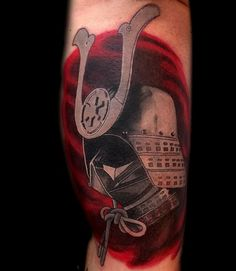... samurai helmet tattoo colorful samurai helmet tattoo samurai helmet Helmet Tattoo, Samurai Helmet, Samurai Tattoo, Darth Vader, Small Tattoo, Tattoos, Colorful, Small Tattoos, Tattoo