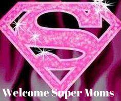 Super Moms Super Mom