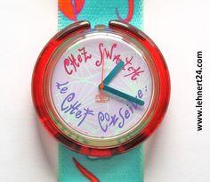 POP Swatch Langoustine PWK181