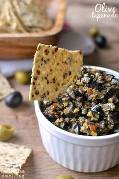Olive Tapenade | Lemon Tree Dwelling