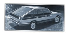 The Man Who Designed The Look Of Star TrekAnd Blade RunnerOnce Tried To Design A Soviet Car