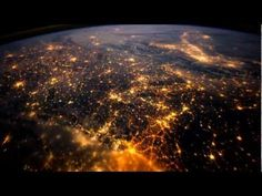 Orbital flight around the Earth - stunning images of our planet - to the song Walking On Air - amazing footage