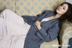 Moon Chae Won - Marie Claire Magazine April Issue '17