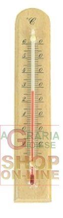 TERMOMETRO DA PARETE BASE LEGNO FAGGIO CM. 24 X 5 https://www.chiaradecaria.it/it/termometri/18137-termometro-da-parete-base-legno-faggio-cm-24-x-5-8032958692664.html