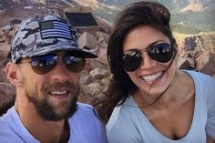Michael Phelps Is Going to Be a Dad