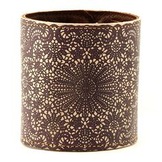 Leather cuff / wallet wristband  Lace by tovicorrie on Etsy, $36.00