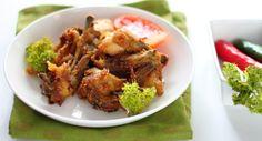Natural Cooking Club | Ayam Goreng Tulang Lunak
