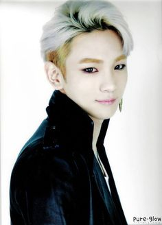 Key 키 || Kim Ki Beom 김기범 || SHINee || 1991 || 180cm || Rapper || Vocal