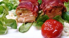 ¡Huele Bien!: Tacos de salmón con serrano