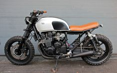 Cafe Racer Pasión — Honda CB750 Seven Fifty Street Tracker #23 by Lab...