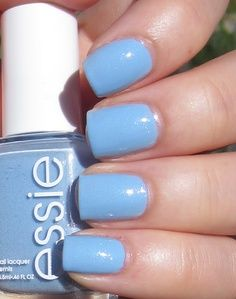 Essie - Rock the Boat #BeautyCollection #HotInTheCity
