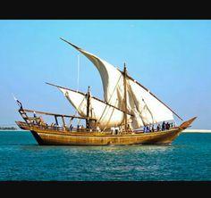Arabic boat