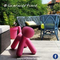 Décorez vos espaces extérieurs, l'été arrive !