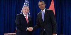 Setelah 5 Dekade, Obama Tunjuk Seorang Duta Besar untuk Kuba