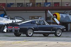 1967 Shelby Gt500, Old Muscle Cars, Shelby Mustang, Ford Lincoln Mercury, Pony Car, Automotive Design, Mustangs, Cars And Motorcycles, Envy