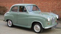 Austin A35 - car I went to primary school in.