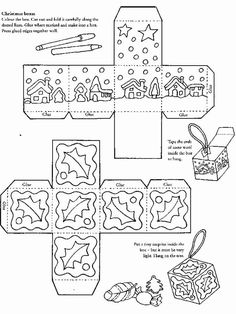 Print Christmas # 95 Coloring Pages coloring page & book. Your own Christmas # 95 Coloring Pages printable coloring page. With over 4000 coloring pages including Christmas # 95 Coloring Pages . Noel Christmas, Christmas Colors, Winter Christmas, Christmas Boxes, Christmas Sheets, Christmas Gifts, Christmas Activities For Kids, Christmas Printables, Christmas Templates