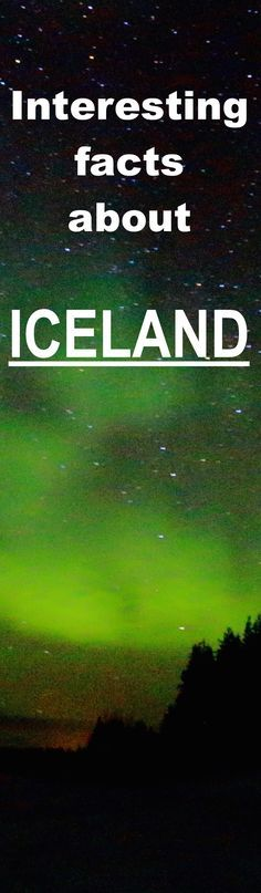 Iceland is considered as one of the most beautiful countries in the world. It's an island isolated from the other parts of Europe, famous from the amazing nature, awesome landscapes and (since recently) a place where the Game of Thrones was filmed. In this post we have gathered Iceland interesting facts to give you some insights about this amazing country.