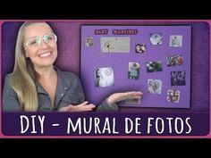 Mural de Fotos =DiY - YouTube