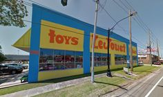 The Massive Toy Store In Louisiana That Will Bring Out Your Inner Child