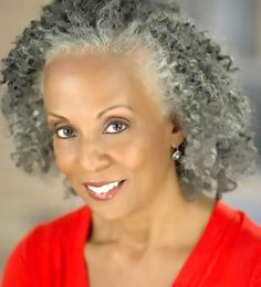 Short Hairstyles for Black Women with Natural Gray Hair - Bing New Natural Hairstyles, Older Women Hairstyles, Black Hairstyles, Hairstyles 2016, Trending Hairstyles, Curly Hair Styles, Natural Hair Styles, Natural Beauty, Natural Women