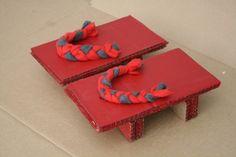 A Pair of Red Clogs Craft - A Pair of Red Clogs - Masako Matsuno - offtheshelfblog.com