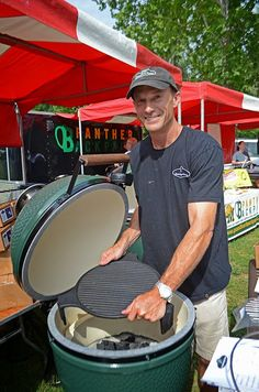 Nibble Me This: Product Review: Kamado Grill Accessories by Innovations by Chance