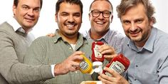 Agencias | Revisao mundial da Heinz leva conta para Africa no Brasil - Blue Bus