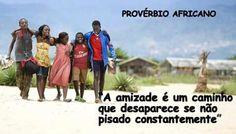 Provérbio africano