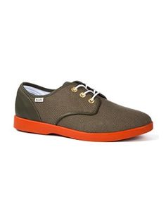 0545cc7c710 The Best Men s Shoes And Footwear   Green (Green) Keds Booster Hopsack Shoe