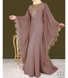 Image gallery – Page 782641241472995931 – Artofit Mode Abaya, Mode Hijab, Stylish Dress Designs, Stylish Dresses, Islamic Fashion, Muslim Fashion, Hijab Evening Dress, Evening Dresses, Indian Designer Outfits
