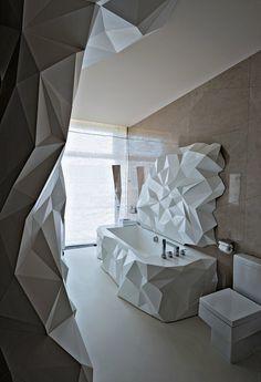 Gözalıcı Banyo Tasarımları