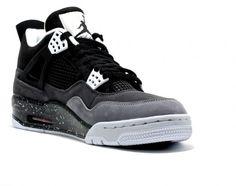 """promo code 4fcc1 51bd1 626969-030 Air Jordan 4 Retro """"Fear"""" Pack Stealth Black-White"""
