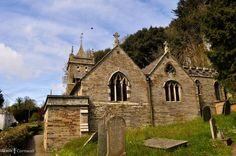 Little Petherick Church, Cornwall