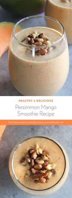 Mangos are full of vitamin C and fiber as well, with an extra burst of potassium. Camu camu kicks this smoothie into full vitamin C gear, since this Amazonian superfruit is the densest natural source of vitamin C on record. It's also a great anti-inflammatory. Add in some healthy, unsaturated fat from walnuts and antioxidants from cantaloupe, and you've got an immune-boosting super smoothie that will kick any kind of sniffle to the curb.