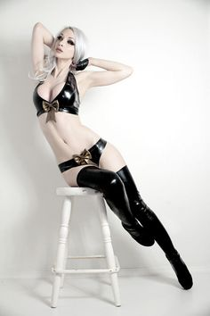 20x30, latex pin up poster, signed by Kato, $39.00
