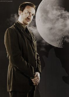 "David Thewlis as Remus Lupin in ""Harry Potter and the Prisoner of Azkaban"""