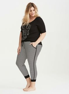 ad8abac5924 11 Plus Size Pajamas and Jammies Made For Lazy Days  http://thecurvyfashionista.