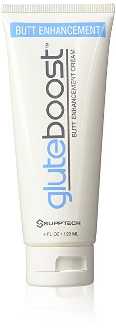 Gluteboost | Butt Enhancement Cream - Plumping and Firming (4oz) 30 Day Supply