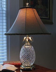 Waterford finn 26 accent lamp irish pinterest waterford waterford hospitality lamp mozeypictures Images