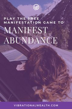 Play our Money Manifestation Game to naturally put you in the right vibration to attract money. Come see how much it helps you for free.