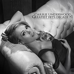 """Carrie Underwood Releases """"Something in the Water"""" From Greatest Hits: Decade #1—Listen Now! Excellent lyrics and uplifting music!  Carrie Underwood, Instagram"""