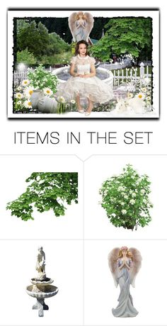 """""""Angel"""" by sensitiveheart ❤ liked on Polyvore featuring art"""
